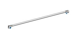 Diagonale 2,50 m aus Aluminium