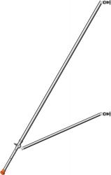 Fahrgerüst Stütze ausziehbar Länge 2,60 m